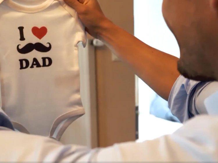 Babystrampelanzug - Vereinbarkeit von Beruf und Familie bei GLS